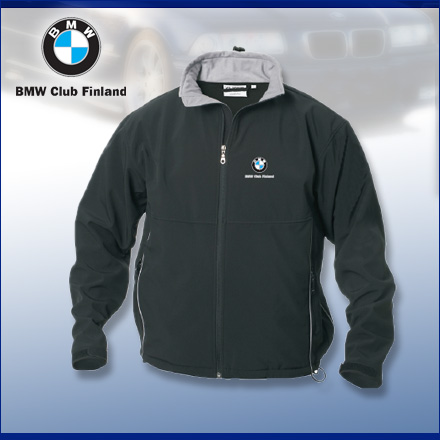 BMW Softshell Fleece